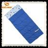 Envelope style embroid child sleeping bag