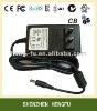 wall mount 15W 7.5V 2A AC/DC adaptor with CE US AUS BS plug