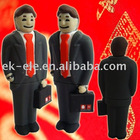 3D imitated Business man 4GB Flash Drive gift