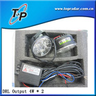 DRL Output 4W X 2 Auto Light (Made in China, CE ,best 100% quality warranty)