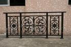 aluminium die casting handrail