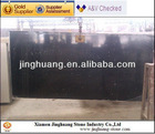 black quartz stone countertop