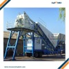 Alibaba Recommended Mobile Concrete Batching Plant YHZS25