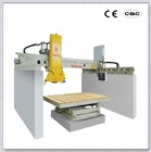 QHW-800 Infrared Fully Automatic Bridge Type Edge Cutting Machine