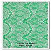 100% nylon white eyelash lace fabric for garment