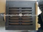 square Cast iron stove grate