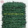 PVC Coated Barbed Wire (ISO9001 manufacture)
