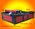 professional Die board/think plywood Laser Cutting Machine with high precision cutting line
