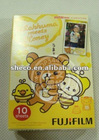 Fuji instax mini film Rilakkuma 10shots Illustration fujifilm / Polaroid 300