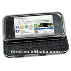 Stock Clearance! Clear Crystal Case Cover Pouch For Nokia N97