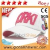 pu cotton cap