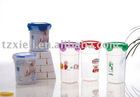 lock cup,airtight cup,sealed cup,handy cup, water cup, ps cup, drinking cup, tea cup, plastic cup