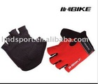 Shock absorption Cycling gloves/foam cushion bicycle gloves/spandex racing gloves