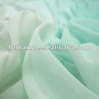 translucent thin silk fabric for swimsuit cover up usage