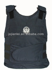 Black FC02-YX Soft Police Puncture-proof Vest