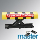 Remote Control Parking Lock/folding parking barrier