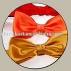 100% silk bow tie