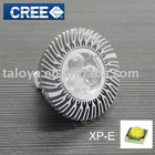 high power CREE MR16 spotlight 3*1W