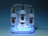 Led bottle base