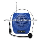 Waistband Portable Voice Amplifier with Headphone V-5