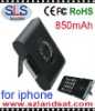 850mAH usb Travel Charger for iphone, SLS-P17