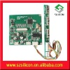 4.3inch TFT-LCD(digital) Driver Board