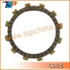 GS125 Motorcycle clutch plate(clutch disc)