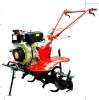 9HP Good Quality Diesel Tiller