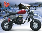 SMALL 2 WHEEL ATV PITBIKE 2-WHEEL ATV Snowmobile