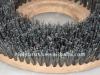 abrasive nylon disc cleaning brush
