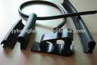 Flexible extruded EPDM door weather seal strip/Weather strip/Rubber sealing strip