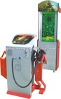 Hot sale, attractive and popular shooting arcade game machine--spurts fire of guns