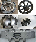 Undercarriage Part for NISSHA DH400 Crane