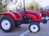 Four-wheel tractors with 82hp and 2 wheel drive