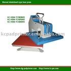 KC-HSM- TC3838HS Manual heat press machine