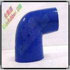 64mm-51mm 90 degree elbow reducer hoses silicone hose coupler Radiator/blue/red/black