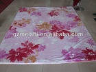 100% polyester raschel type super soft single layers printing blanket