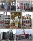 film faced plywood hot press machine in machinery / woodworking machine