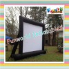 Best quality hot sale inflatable movie screen(MS-89)