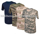 MILITARY CAMO SHORT SLEEVE T- SHIRT