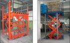 Hydraulic pressure fluctuation ladder,elevating platform,working platform