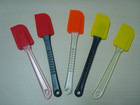 color mixed silicon baking spatula sets 24pcs