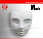 Recycled paper mask