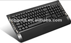 Top quality fashion design waterproof keyboard