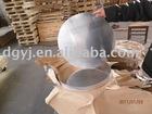 coated aluminum circle sheet 1050 H14