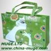 Coated non-woven bag