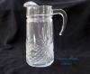 Glass pot