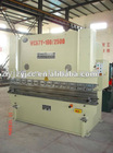 WC67Y-125T/2500 CNC hydraulic sheet metal bending machine
