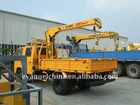XCMG SQ2SK1Q Truck Mounted Telescopic Boom Crane 2t
