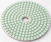 10pcs Complete Set Standard Quality 4'' WET Diamond Polishing Pads for granite